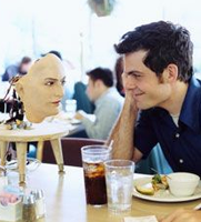 Talking Robot - David Hanson on human-like Social Robots