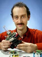 Talking Robot - Francesco Mondada on starting a business in research robotics.