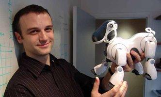 Talking Robots: Frédéric Kaplan - Curious Interactive Robots
