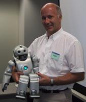 Talking Robots: Roland Siegwart - Autonomous Robots