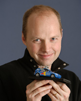 Talking Robots - Sebastian Thrun on Probabilistic Robotics and the DARPA Challenges